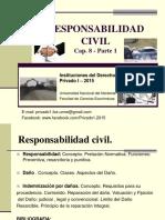 Responsabilidad civil. Función preventiva