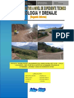 01. Informe Nº2 Tramo I - Hidrologia y Drenaje 12-07-2019