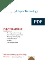 Pulp Treatment