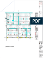 Ceiling Plan Level 01 Zone 7-Mep Offices Area