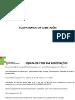 Aula 11 - TDE - Equipamentos em subestações.pptx