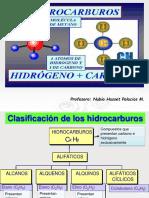 Hidrocarburos Proyecto de Aula