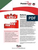 Enermoov EnerSys Batterie Powersafe Sbs Eon