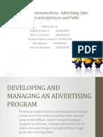 Chapter 20 Manajement Pemasaran