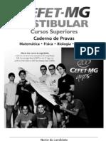 Prova 1 - Cefet 2010-1