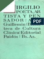 Guillemin, A. M. - Virgilio poeta artista y pensador [1968].pdf