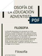 Filosofía de la educación adventista.pptx