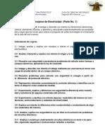 Unidad PRINCIPIOS DE ELECTRICIDAD segundo año guia+cesf