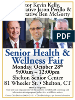 Senior Health And Wellness Fair