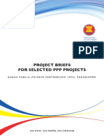8. Project Briefs for Selected PPP Projects
