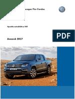 Manual de serviços Amarok 2017