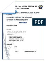 Edpyme GMG Servicios Perú S Mono