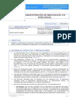 Rt14 Admon Medicacion via Sublingual Unlocked