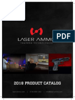 Laser Ammo 2018 Product Catalog