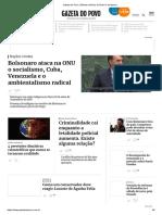 Gazeta Do Povo _ Últimas Notícias Do Brasil e Do Mundo