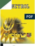 KINETROL Rotary Actuator