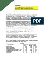 Gestion Para El MTAR, Cuestionario 2 de La Guia Ambiental.