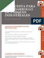 Propuesta Parque Industrial
