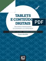 Tablets e Conteúdos Digitais