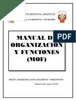 1172_Manual de Organización y Funciones_MOF