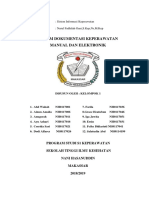 kompok 1 Sistem Dokumentasi Keperawatan Manual dan Elektronik.docx