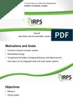SD2-IRPS Final Presentation