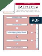 Protocolos de Rinitis