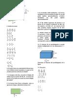 Material de  apoyo 2 - Aritmética 7°
