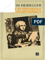 Kant y El Problema de La Metafisica _ Heidegger