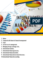 International Financial Managment