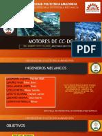 Motores de Cc-dc