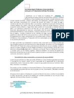 Guía - Autorización Para El Tratamiento de Datos Personales