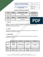 Protocolo Cauterización Fulguraciones SC-CE-PT007