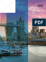 London Interactions 2019 Sponsorship Application v9