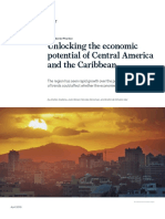 Unlocking the Economic Potential of Central America and the Caribbean