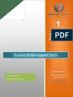 1-Bones of the Upper Limb Final-2