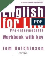 English for Life Pre Intermediate WB Www.frenglish.ru