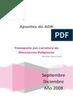 Apuntes de Adr 2007