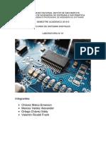 Laboratorio 01 - Sistemas Digitales