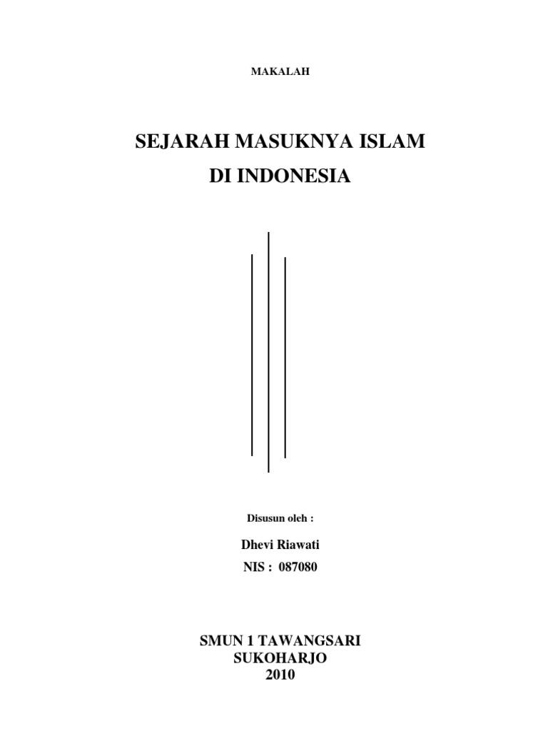 Contoh Cover Kliping Sejarah Guru Paud