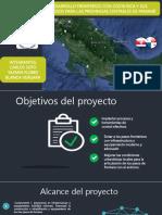 Proyecto Frontera Panama y CR