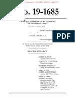 Saget v. Trump--Government's Appellate Brief