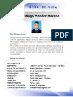 Hoja de Vida Santiago Mendez Moreno2