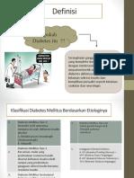 Definisi Diabetes