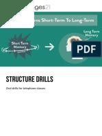 1.Structure Drills Book1!1!100