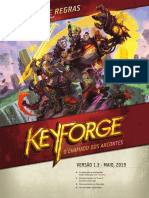 Regras Key forge