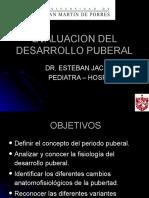 1.- Evaluacion Del Desarrollo Puberal