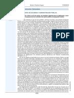 Decreto-Ley 1/2018 racionalización contratos pequeños