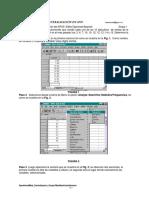 Medidas de Centralización Con SPSS