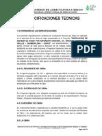 3. Especificaciones Tecnicas_RIEGO ASPERCION